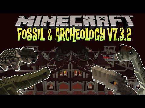 [FR]-Fossil & Archeology v7.3.2-[1.7.10]