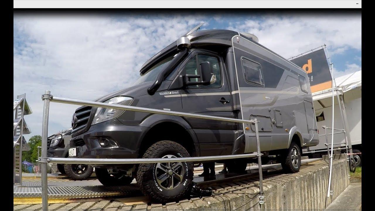 Mercedes Benz Sprinter >> MERCEDES BENZ HYMER ML 570 CAMPER BY IGLHAUT ALLRAD ...