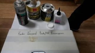 Колоррип - универсальная смывка для краски (ЛКП)