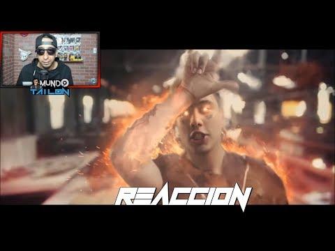 [REACCION] DUKI, Ysy A, Neo Pistea - TRAP N' EXPORT (Oficial) #ModoDiablo Shot by Ballve