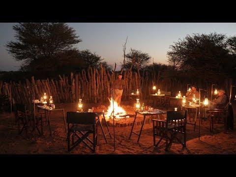 The Kalahari Colvin Safari - Part 1 (of 2)