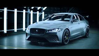 Jaguar XE SV Project 8 Handmade by Special Vehicle Operations