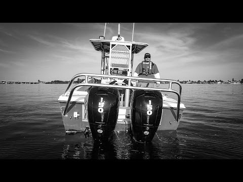 Mercury Marine SeaPro engines power boaters in harsh conditions