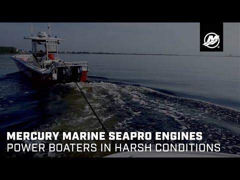 Mercury optimax 115 pro xs doovi for Yamaha outboard break in procedure