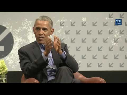 Obama On Apple's iPhone Encryption and Edward Snowden Leaks