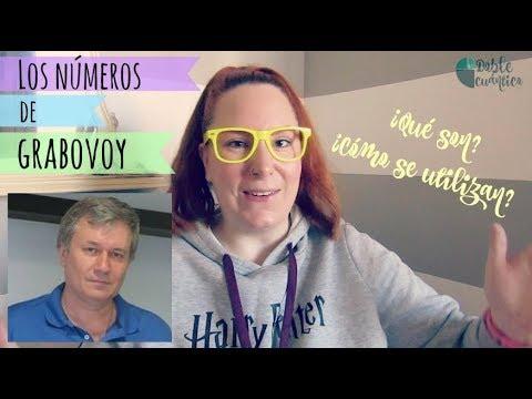 Los NÚMEROS de GRABOVOI 😵 BIEN explicados en ESPAÑOL
