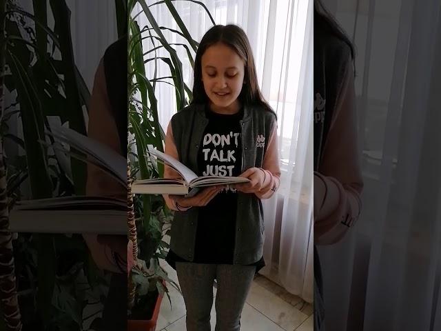 Ушманова Анастасия читает произведение «Сумерки» (Бунин Иван Алексеевич)