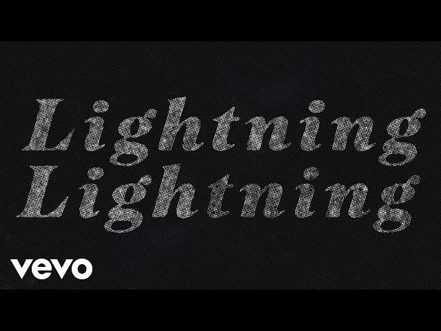 The Afters - Lightning (Offcial Lyric Video)