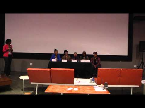 Panel Discussion of Let's Talk About Sex with Foster Youth Episode Screening-1