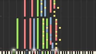Carrie Underwood - Blown Away (Synthesia)