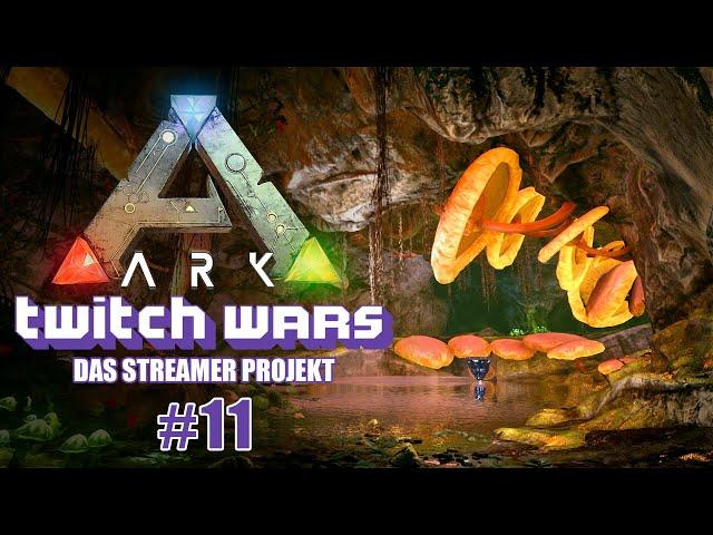 Swamp Cave 🦖 ARK Twitch Wars #11 [Lets Play Deutsch]