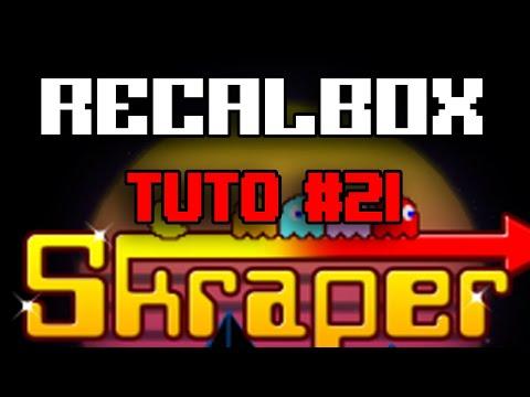 RECALBOX TUTO #21 : Scrapez Vos Listes De Jeux ! (Skraper + Video Snaps + GPi Case!)