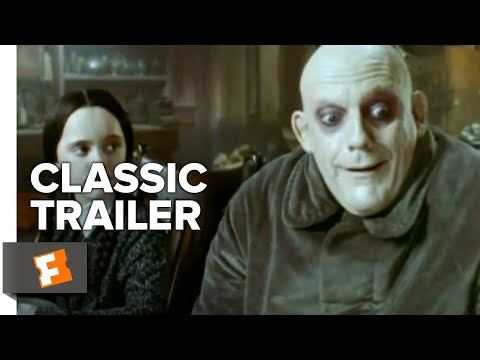 The Addams Family (1991) Trailer #1 | Movieclips Classic Trailers