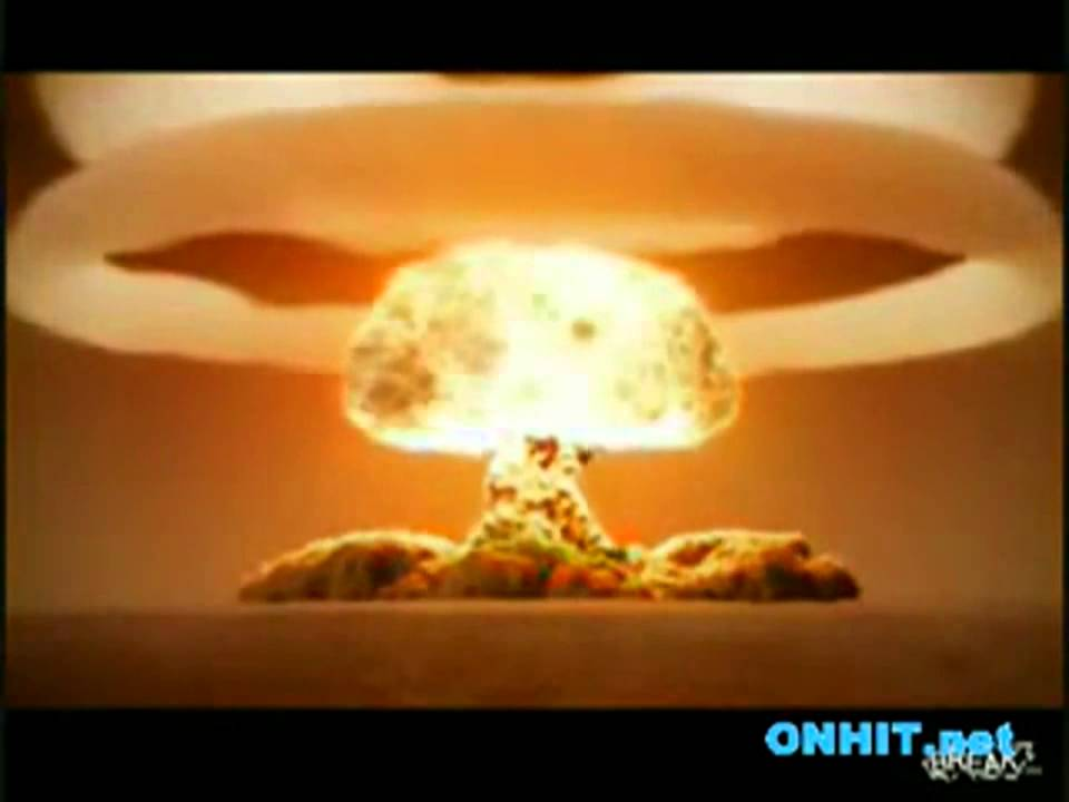 what does an atomic bomb sound like