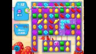 Candy Crush Soda Saga Level 42 completed with no boosters and playe...