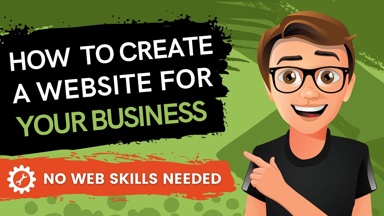 How To Create A Website [For Business] WordPress For Beginners