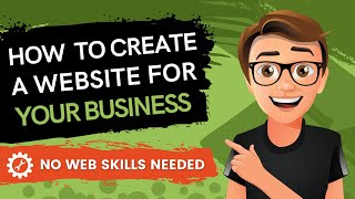 How To Create A Website For Business [WordPress For Beginners]