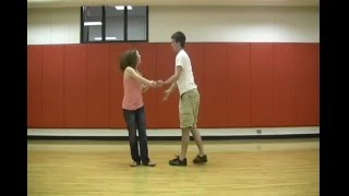Instructional Country Swing Dancing