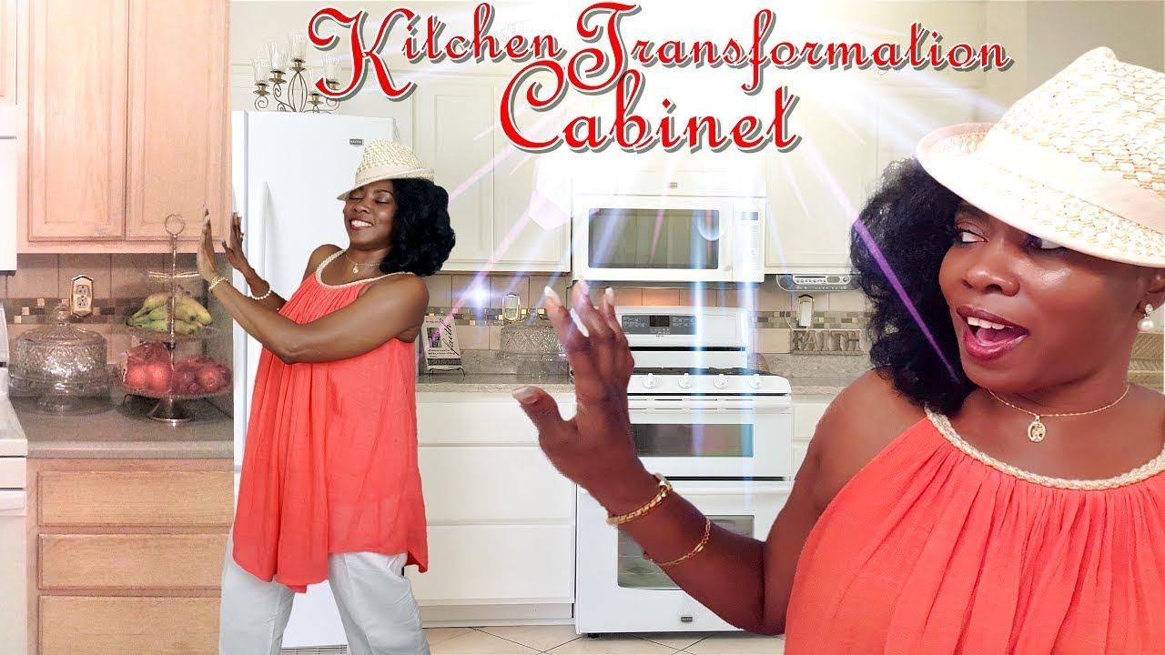 DIY White Kitchen Cabinets Transformation Kit ...