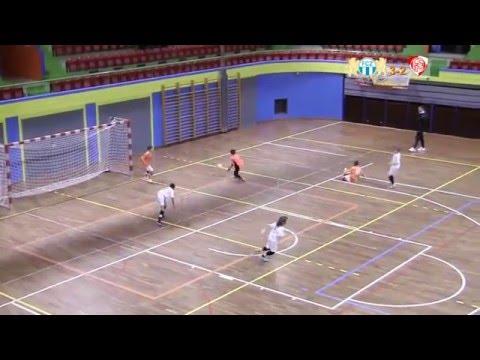* Riviera Futsal Cup U12 Finale Zürich - Naters