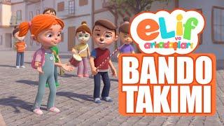 Elif ve Arkadaşları - Bando Takımı - TRT Çocuk Çizgi Film