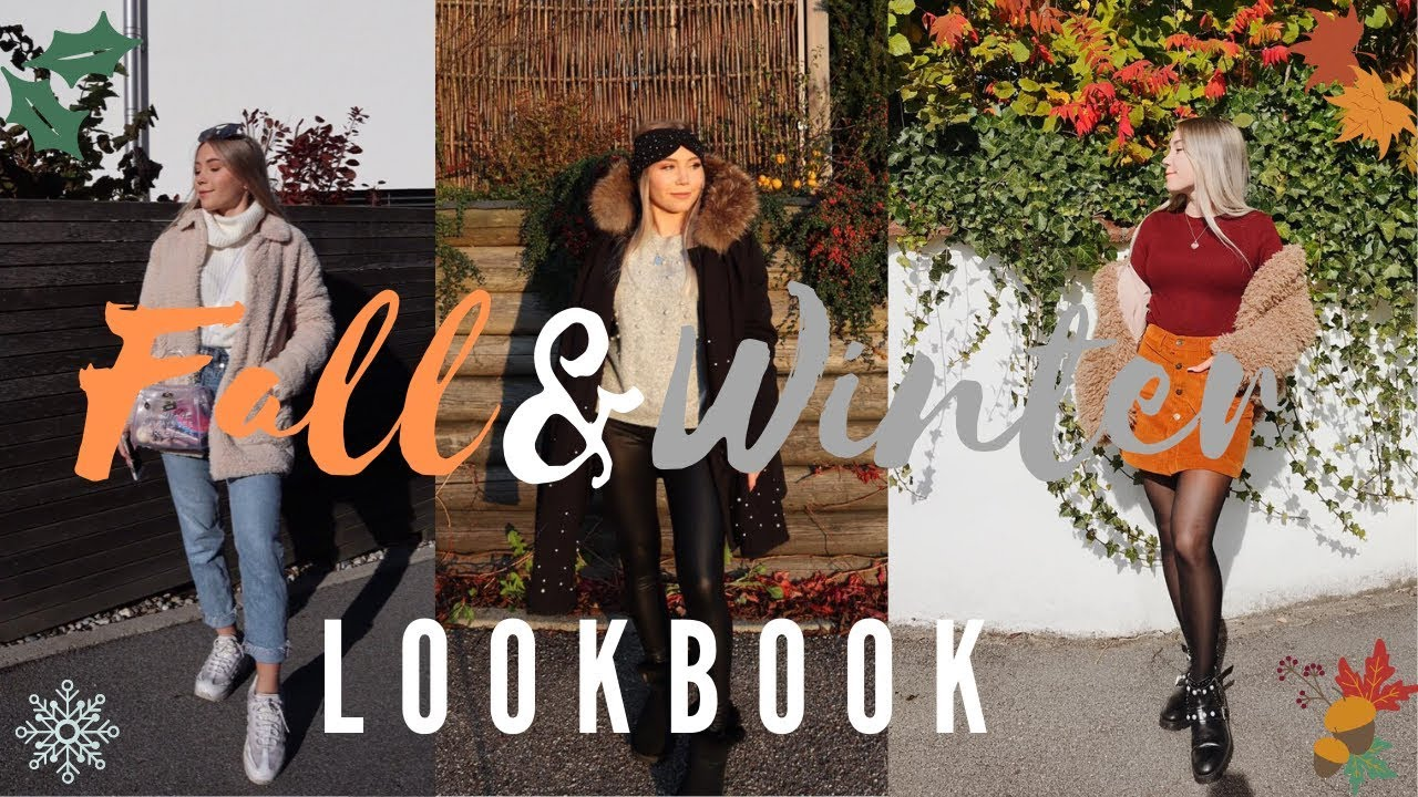 [VIDEO] - Fall & Winter Lookbook 2