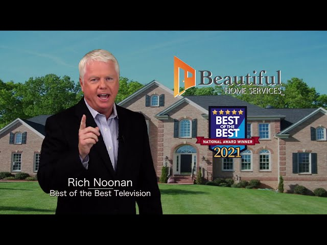 Beautiful Home Services wins Best of the Best 2021 award!