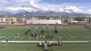 Wasatch Front Invitation Marching Band Competition (Set two)