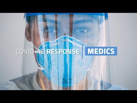 Air Force COVID-19 Response - Medics (feat. CSAF, CMSAF and SG)