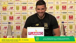 LIVE - Amiens SC - FC Nantes | Conférence de presse d'avant match