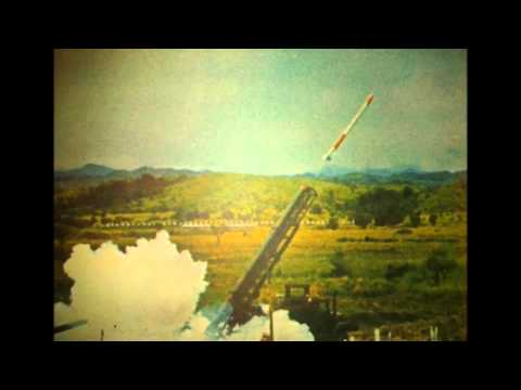 Philippine First Missile Successfully Launched last 1972