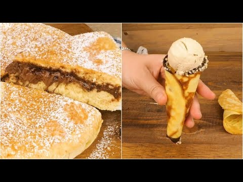 How to make amazing desserts in a pan