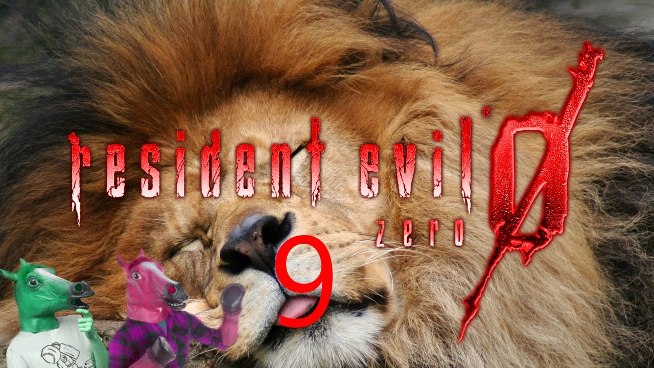 Resident Evil 0 Lion Around Part 9 2 Guys 1 Up Youtube