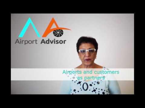 Airport Advisor Travelers App