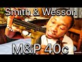 Black Guy Reviews Smith & Wesson M&P 40c The Glock Killer?!😳