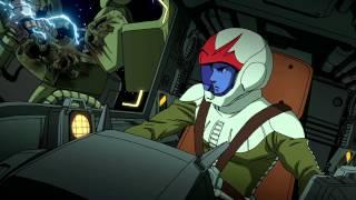 2009年9月発売のPS3ソフト『機動戦士ガンダム戦記』 その初回特典としてダウンロードコードが封入されていた 実質の専用アニメーションムービー...