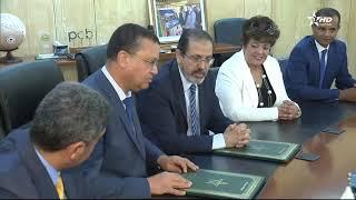 المكتب الوطني للمطارات و لانابيك يوقعان اتفاقية شراكة