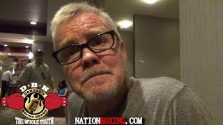 FREDDIE ROACH TALKS ABOUT DUMPING MANNY PACQUIAO AND EXPLAINS WHY