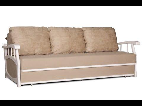 "Видео обзор дивана еврокнижка Барселона мебельной фабрики ""Константа"""