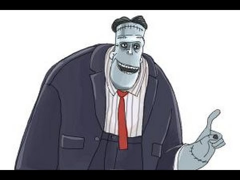 How to Draw Frankenstein from Hotel Transylvania 2  YouTube