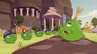 Сердитые птички Angry Birds Toons 3 сезон 23 серия Сталкер все серии подряд