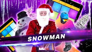 christmas Progressive House Sample Pack Snowman  Drum Pads 24