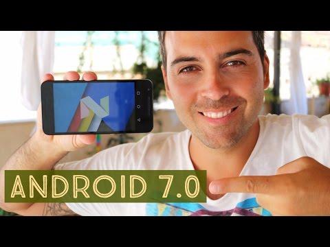 Android 7.0 Nougat: la prova di HDblog