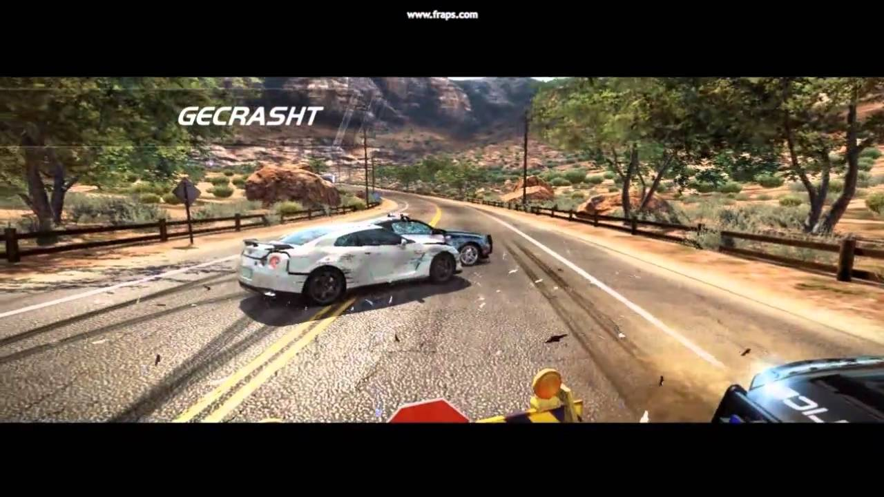 Need for speed hot pursuit 3 2010 100 hot pursuit crashes hq high need for speed hot pursuit 3 2010 100 hot pursuit crashes hq high quality youtube voltagebd Gallery