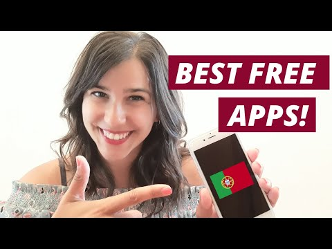 Learn European Portuguese with Free Apps (NOT Duolingo!)