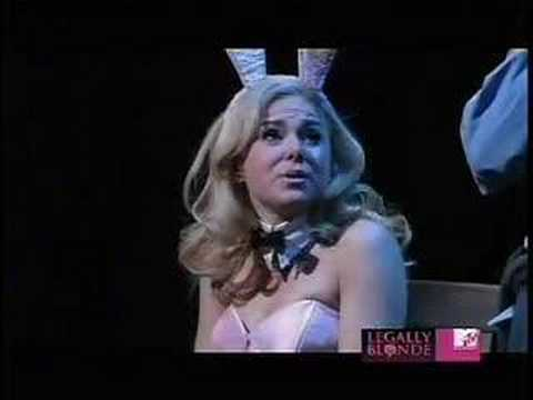 LEGALLY BLONDE THE MUSICAL excerpt