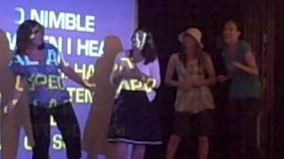 HORRIBLE Karaoke to Ice Ice Baby (Vanilla Ice)