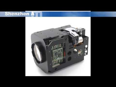 Sony CCD Zoom Camera Module,18X Optic Zoom Module,All in One CCTV Camera Module