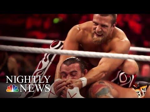Download Youtube: WWE 'Raw' turns 25 | NBC Nightly News
