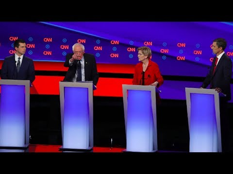 2nd Democratic Debate, Pt. 1: The Moderate/Progressive Divide Came Through (1/3)